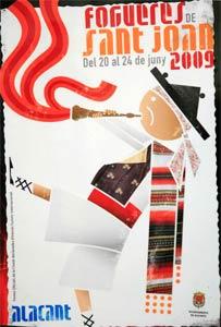cartel-hogueras-2009