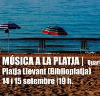 concierto playa