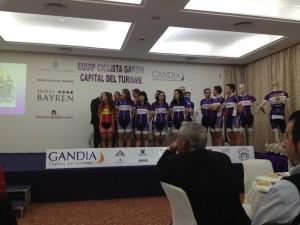 presentacion equipo ciclista 2012(1)