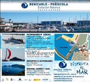 actividades náuticas benicarló - peñíscola