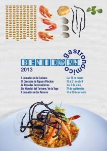 Gastronomico Benidorm 2013