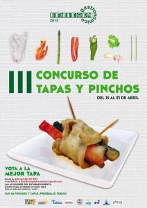 III Concurso de Tapas y Pinchos Benidorm 2013
