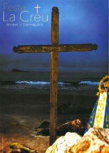 Festa la Creu 2013 en Benidorm