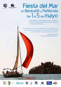 Fiesta del mar 2013 en Peñíscola