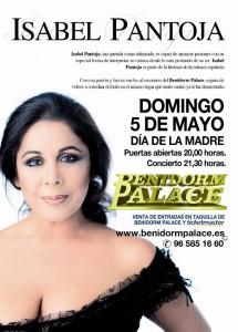 Isabel Pantoja en Benidorm Palace