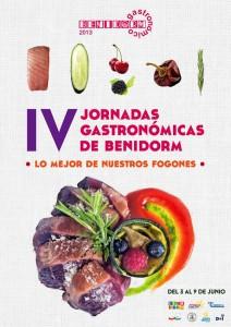IV jornadas gastronomicas en benidorm junio 2013
