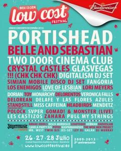 Low Cost Festival Julio 2013
