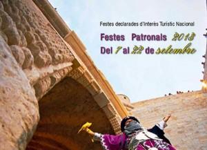 fiestas patronales septiembre 2013 en peñiscola