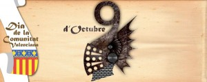 9 de octubre dia de la comunidad valenciana