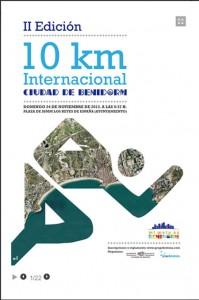 carrera 10km benidorm 2013