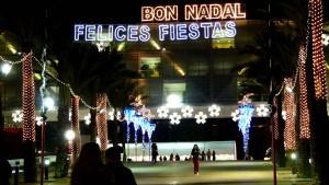 benidorm celebra la navidad 2013