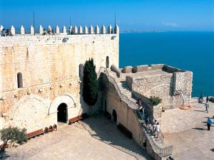 castillo papa luna peñiscola