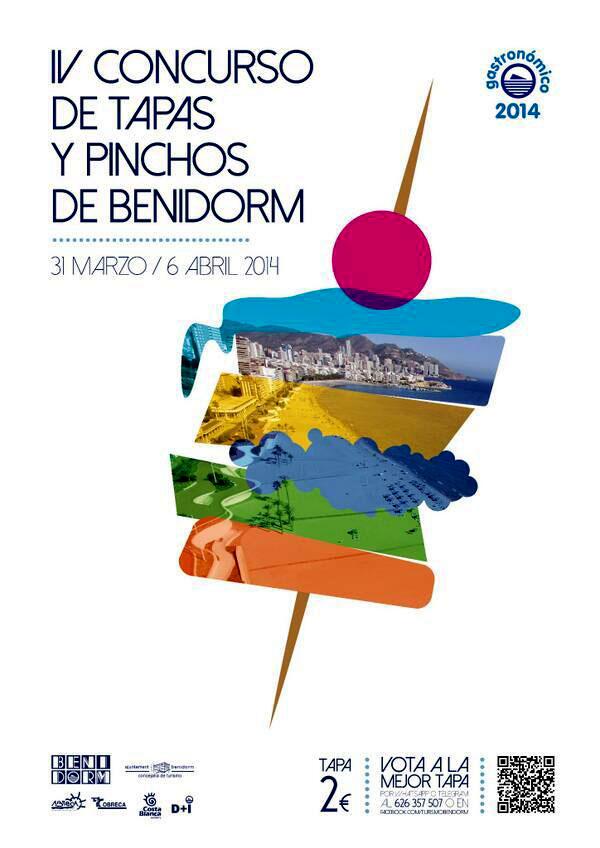 concurso de tapas y pinchos en benidorm 2014