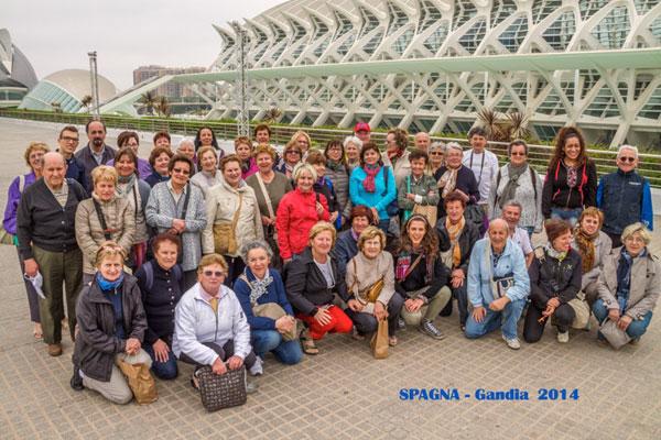 visita al museo de artes y ciencias en valencia