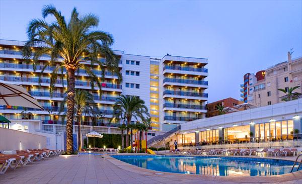 hotel rh bayren parc en gandia