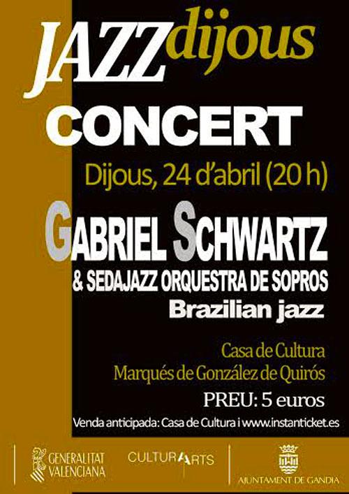conciertos jazz en gandia 2014