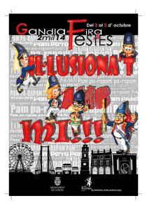 cartel fira y festes 2014