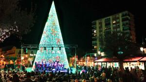 Plaza Navidad Gandia