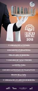 calendarios gastronomico benidorm 2015