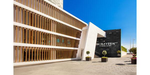 entrada hotel rh bayren en gandia