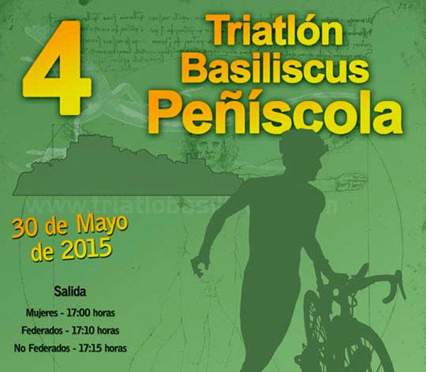 triatlon basilicus en peñiscola 2015