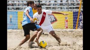 futbol playa en gandia