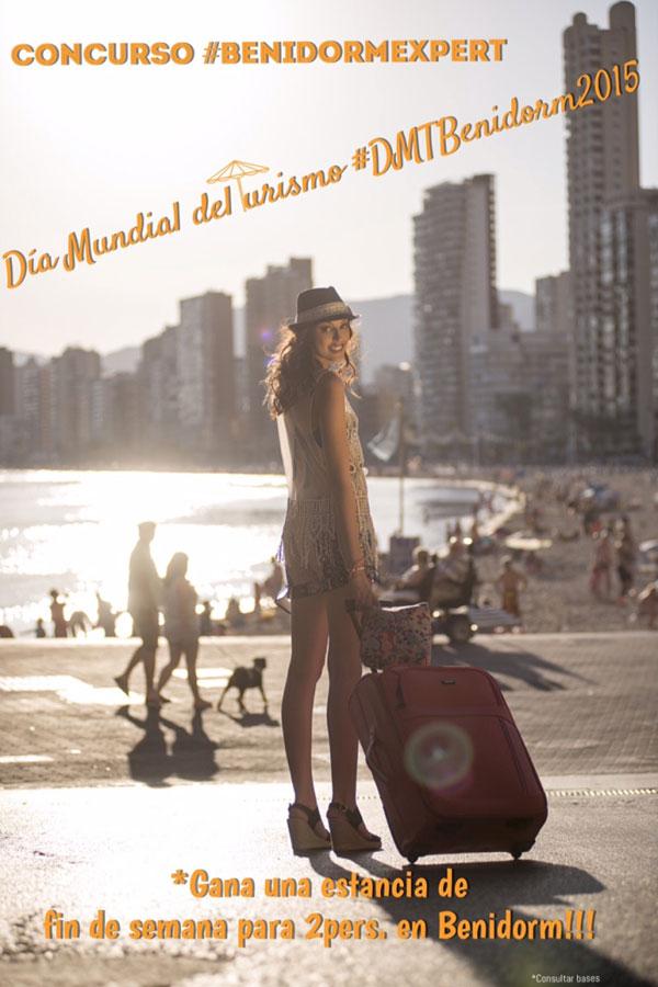 concurso dia mundial de turismo benidorm