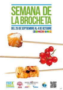 Semana gastronomica brocheta en benidorm