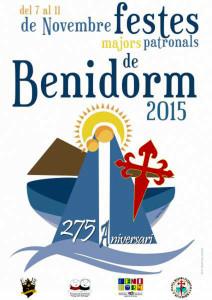 fiestas patronales benidorm 2015