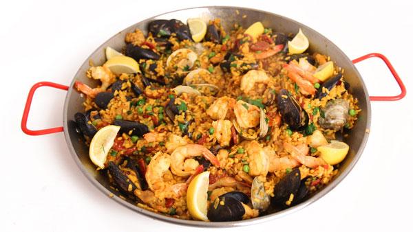 plato tipico valenciano