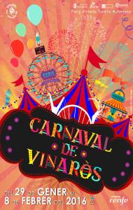 carnavales en vinaros 2016