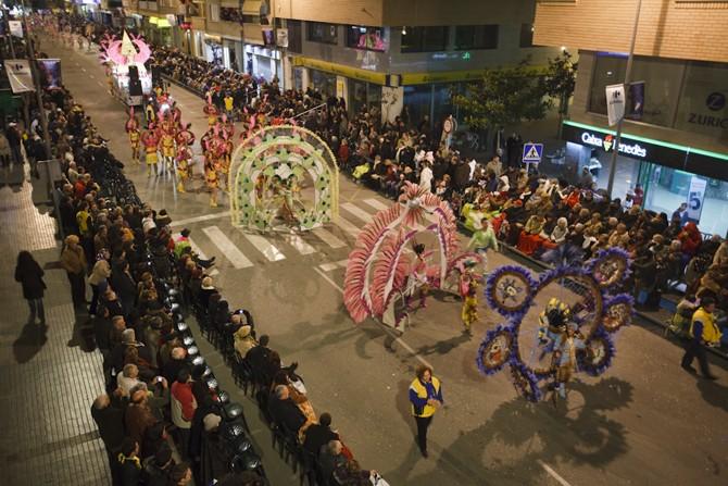 desfile carnval vinaros