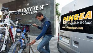 alquiler bicicletas hoteles rh