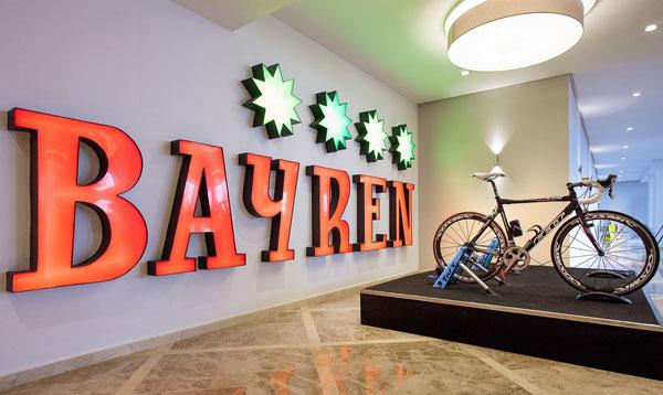 hotel bayren cicloturismo