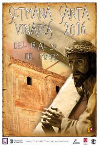 cartel semana santa en vinaros 2016