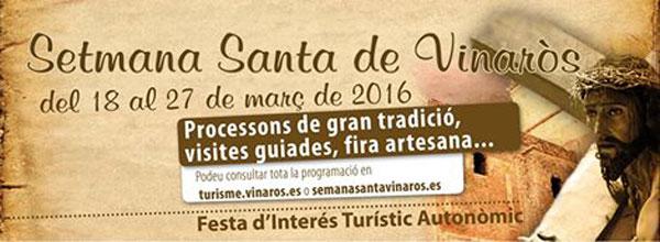 semana santa en vinaros 2016