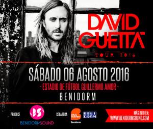 david guetta concierto benidorm agsto 2016