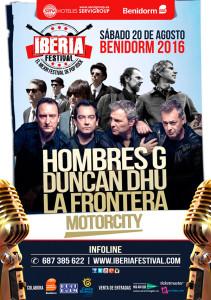 iberia festival 2016 en bendiorm