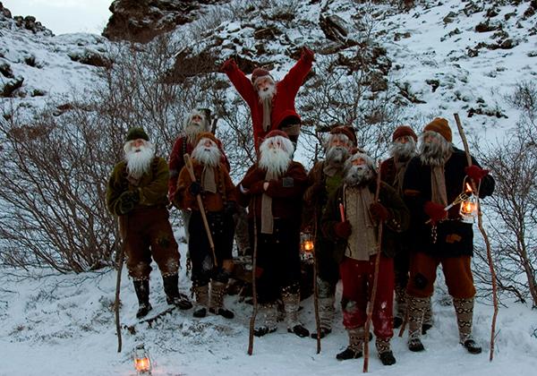 tradiciones curisosas de navidad