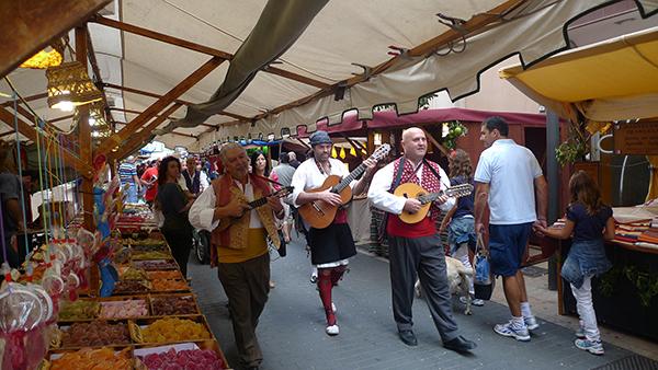 mercado fiera y festes gandia