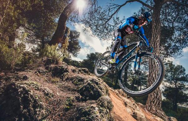 carrera bici montaña