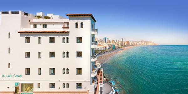 Hotel Canfali Benidorm