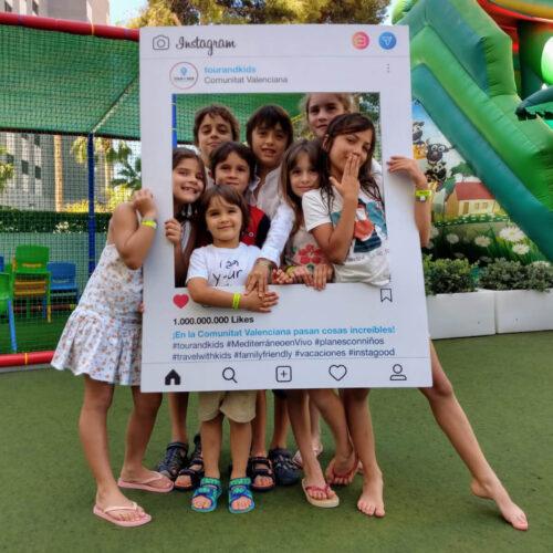 Tour and Kids quedada familias blogueras Benidorm
