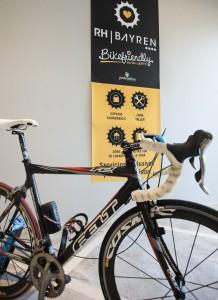 Hotel RH Bayren hotel ciclista