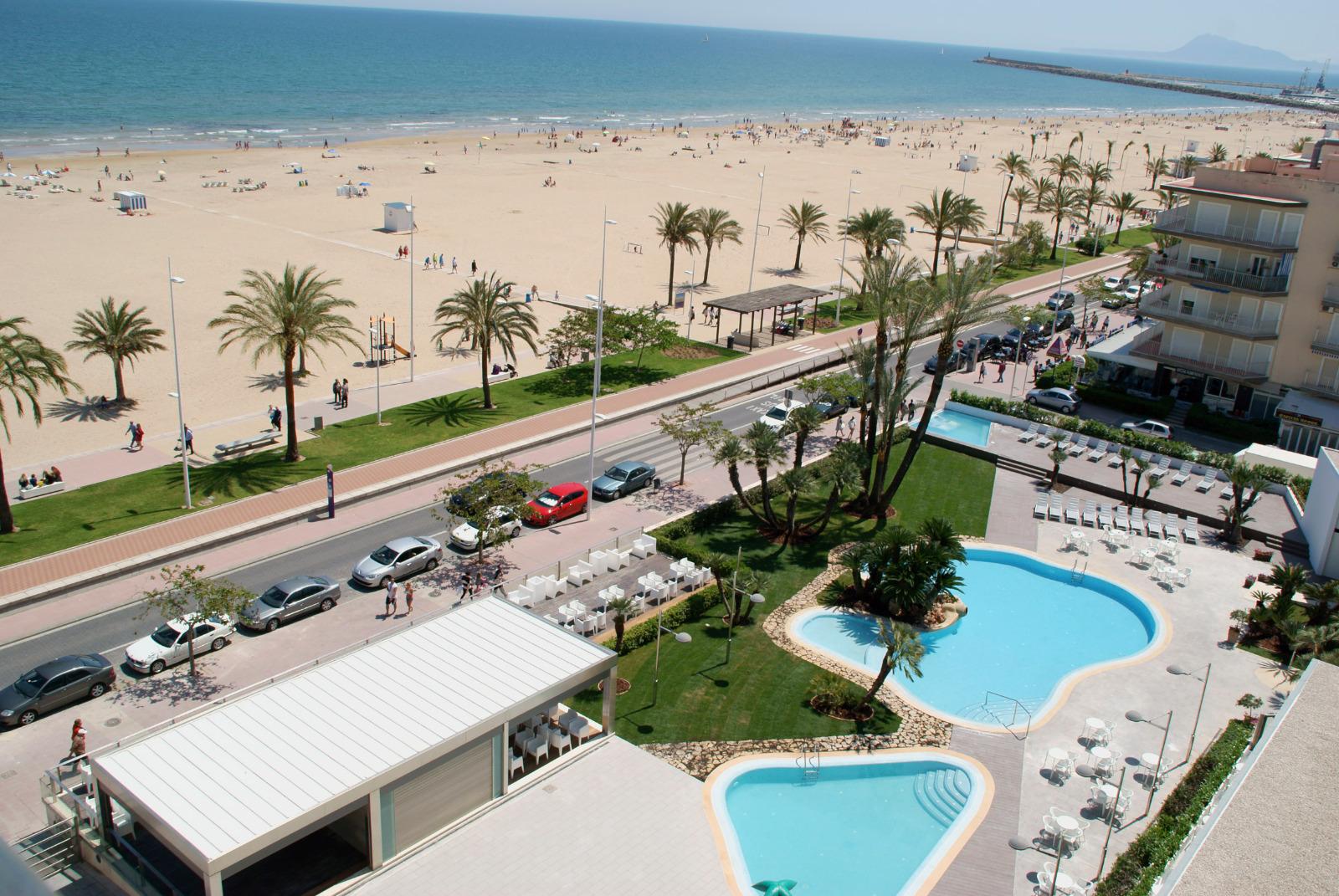 hotel rh bayren vistas playa gandia